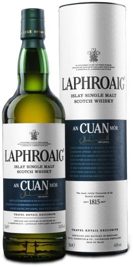 Laphroaig An Cuan Mor 48% Tube 0.7L