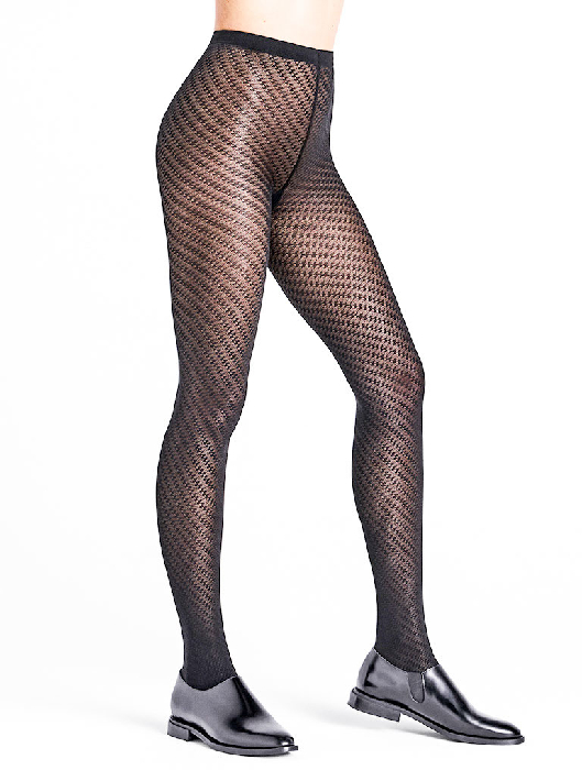 Wolford Dark Eclipse Tights S