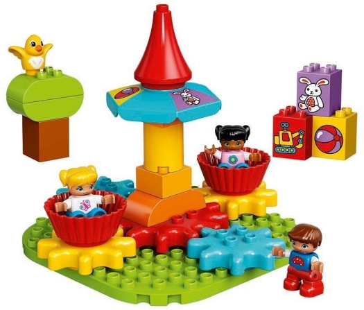 LEGO System AS, line Duplo, my first carousel