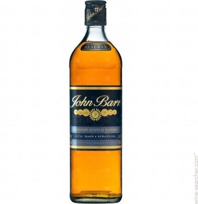 John Barr Reserve Whiskey 40% 1L