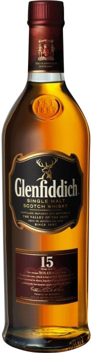 Glenfiddich 15 YO 1L