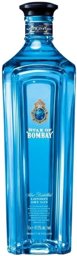 Bombay Sapphire Star of Bombay 47.5% 1L