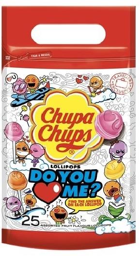 Chupa Chups Pouch Do You Love Me 8402998 300 g