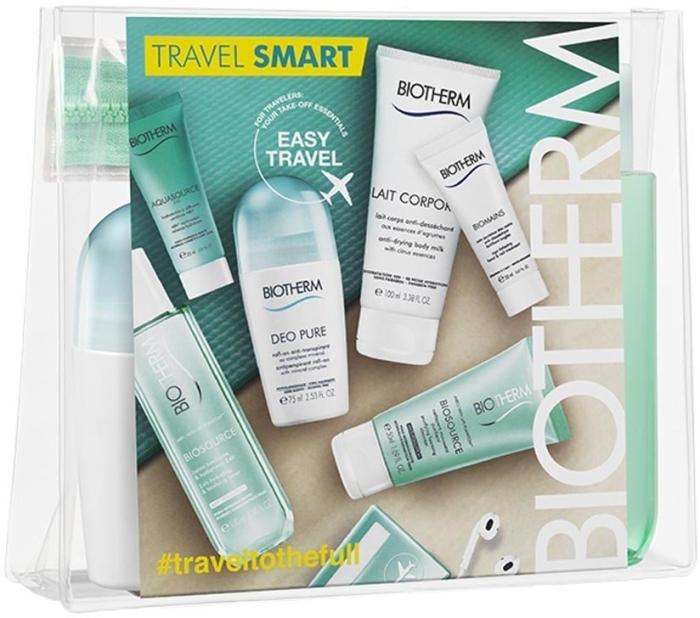 travel kit hudvård