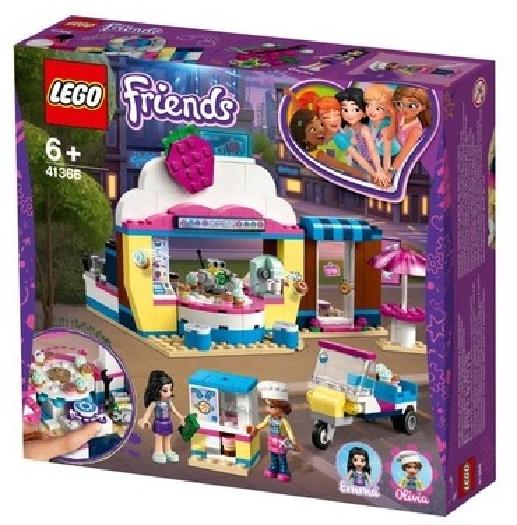 LEGO Friends, olivia's cupcake café