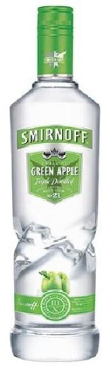 Smirnoff Green Apple Twist 1L