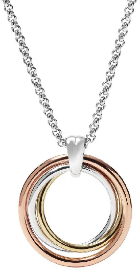 Fossil Classics JF01825998 Necklace
