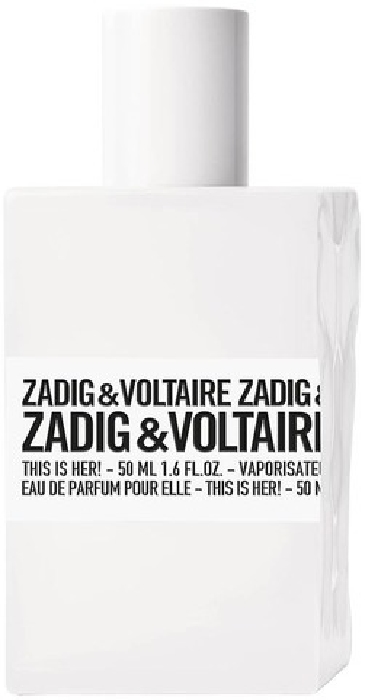 Zadig&Voltaire This is Her! 50ml