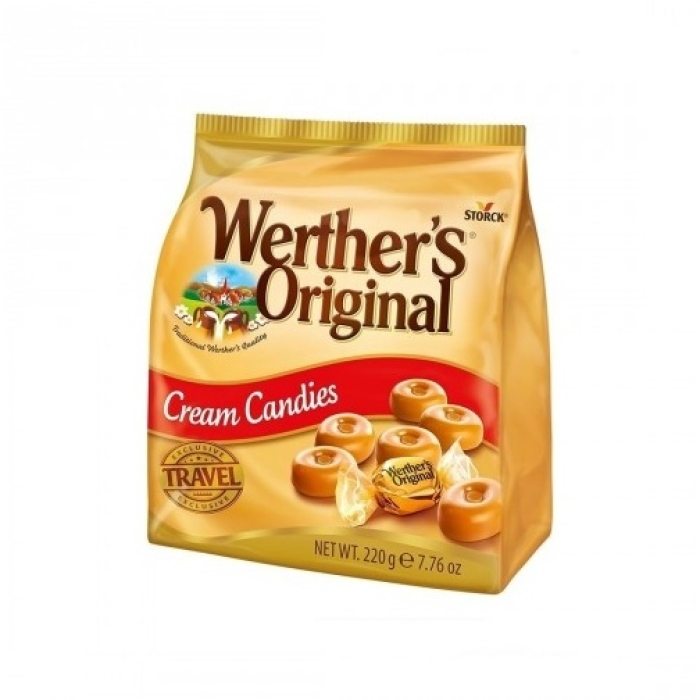 Werther's Original Classic Cream Candy 220g