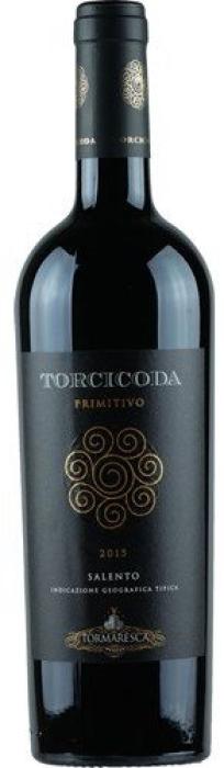 Tormaresca Torcicoda Primitivo del Salento 0.75L