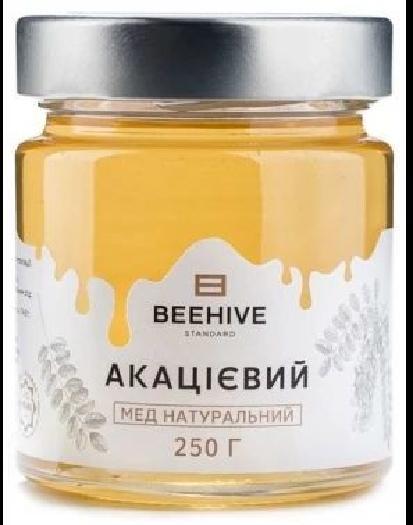 Beehive Acacia honey 250g