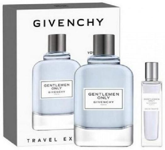Givenchy Coffret Cont.: Eau de Toilette 100 ml (GH 1022967) + Travel Spray 15 ml (for free) 1ST