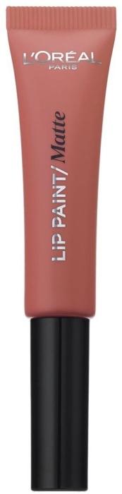 L'Oreal Paris Infaillible Paint Lipstick Matte N201 Hollywood Beige 8ml
