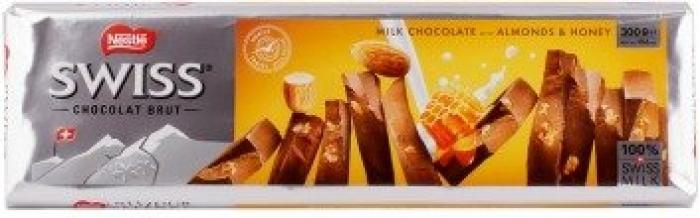 Nestle Swiss almond&honey 300g