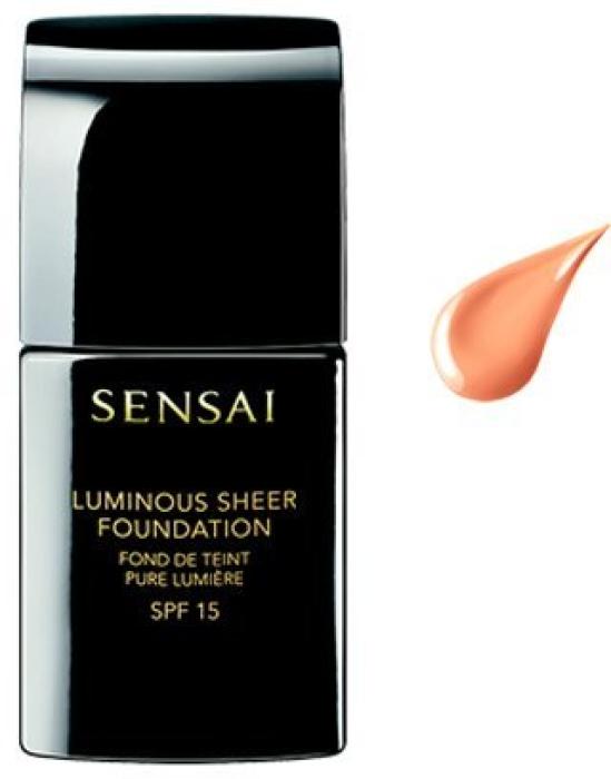 Sensai Luminous Sheer Fluid Foundation NLS103 Sand Beige 30ml