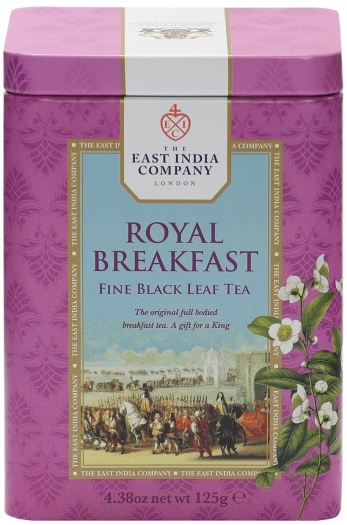 The East India Company Royal Breakfast in caddy 125g
