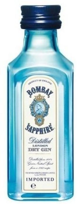 Bombay Sapphire 47% PET 0.05L