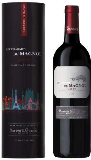Barton&Guestier Les Charmes de Magnol, Medoc, AOC, Dry, Red 0.75L