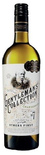 Lindemans Gentlemen's Collection, Chardonnay 0.75L