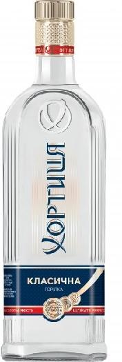 Khortytsa Classic Vodka 40% 1L