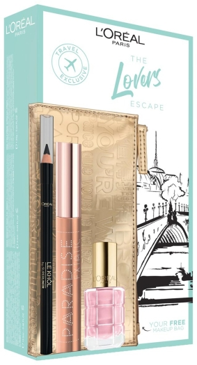 L'Oreal Paris Look On The Go The Lovers Escape Set