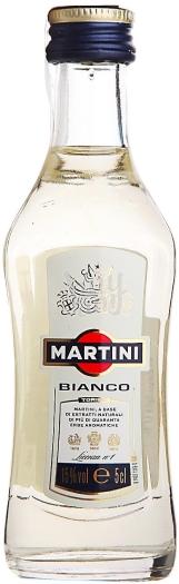 Martini Bianco Vermuth 0.05L