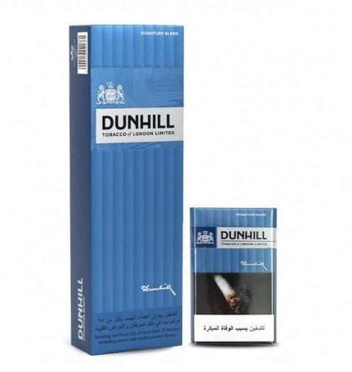 DUNHILL Blue 200 Carton