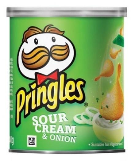Pringles Sour Cream&Onion 40g