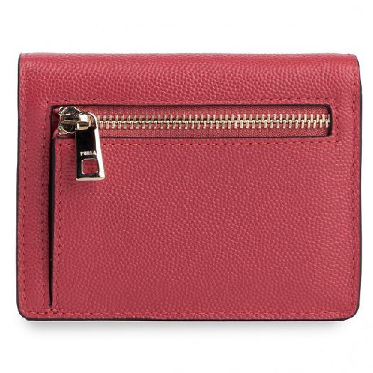Furla Mimi S Bifold Wallet, Red 1046701