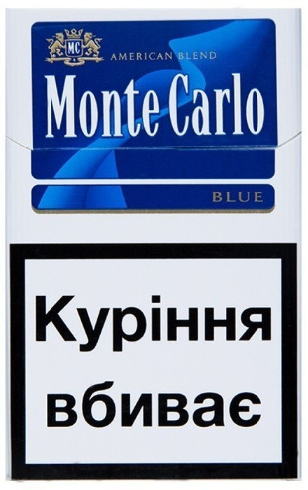 Monte Carlo Blue Pack