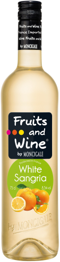 Fruits and Wine Sangria Blanche 0.75L