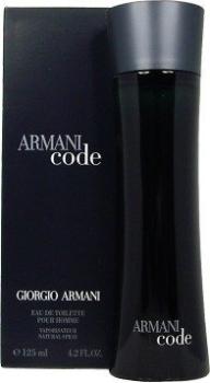 Eau de Toilette Giorgio Armani Armani Code 125ml