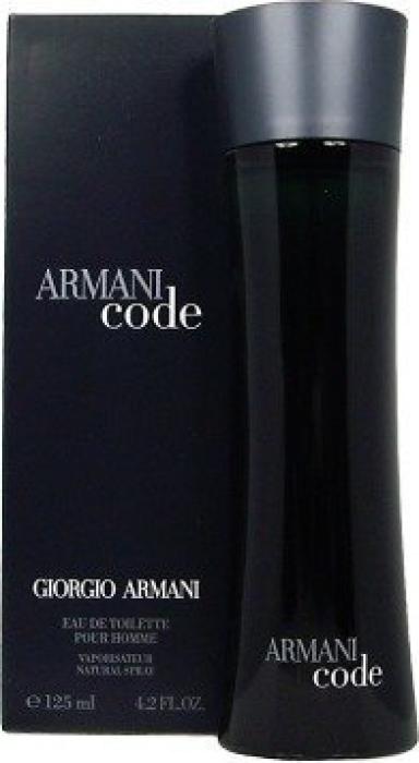 Armani Code EdT 125ml