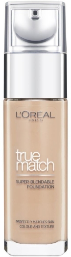 L'Oreal Paris True Match Foundation N7D7W Ambre Dore 30ml
