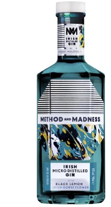 Method and Madness Gin 43% 0.7L