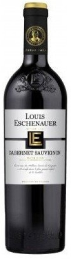 Louis Eschenauer Cabernet Sauvignon Languedoc 13% 0.75L