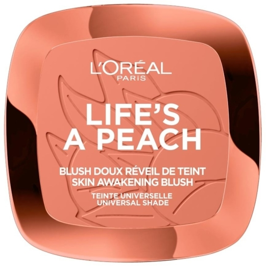 L'Oreal Paris Woke Up Like This Glow Mon Amour Blush 9g