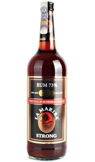 La Mariba Strong Rum 1L