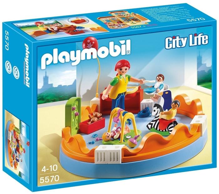Playmobil City Life 5570 Playgroup