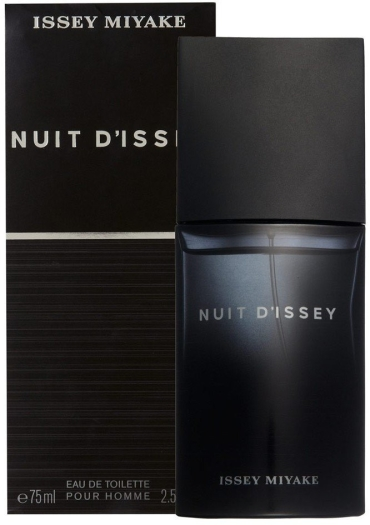 Issey Miyake Nuit D'issey EdT 75ml