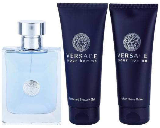 Versace Pour Homme Travel Set