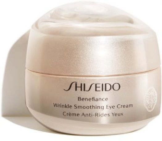 Shiseido Benefiance Wrinkle Smoothing Eye cream 15579 15ml