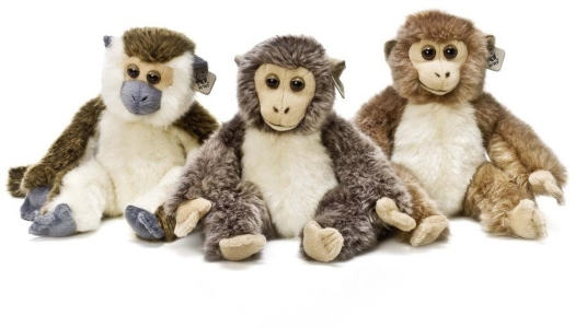 WWF Line Senior Baby Monkey