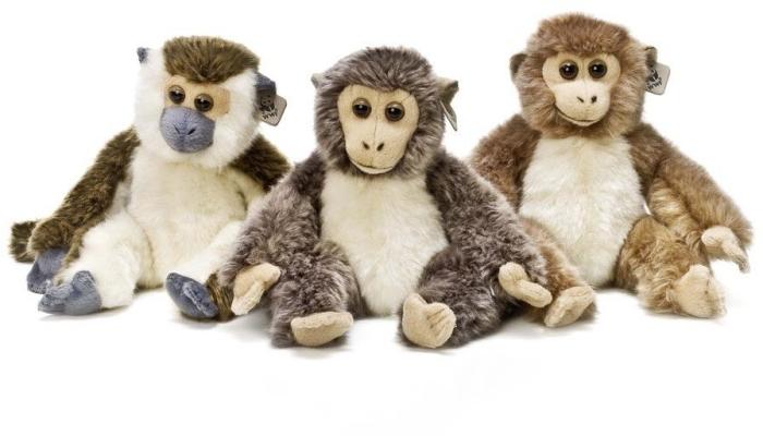WWF Line Senior Baby Monkey