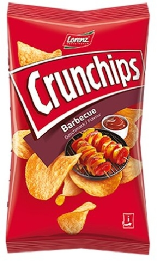Bahlsen Crunchips Barbecue