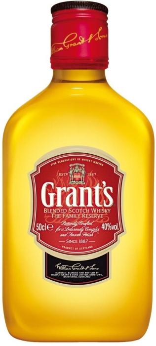 Grant's Family Reserve 43% 0.05L