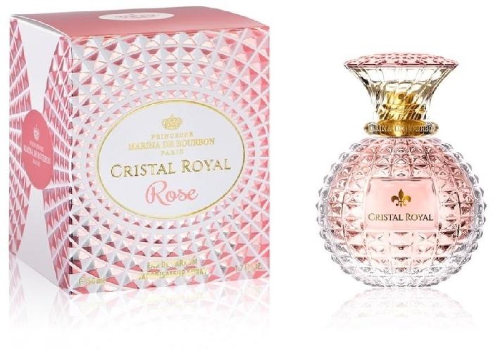 Marina de Bourbon Cristal Royal Rose EdP 50ml