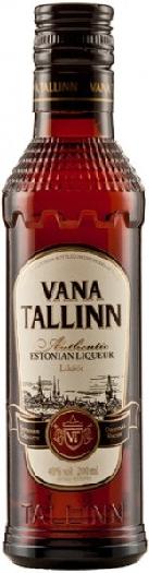 Vana Tallinn Liqueur 40% 0,2L