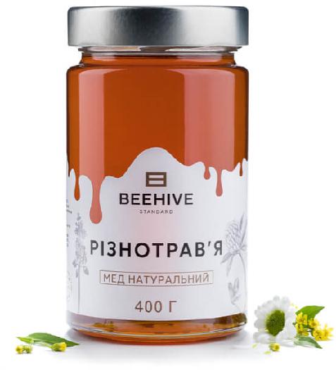 Beehive Polyfloral honey 400g