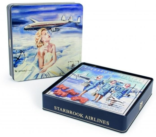 Starbrook Airlines Belgian Chocolates 200gr
